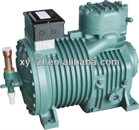 10HP Semi-hermetically price used refrigerator compressor