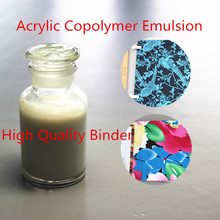 High Cost-effective pure acrylic binder With Good After-sale Service