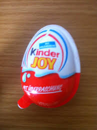 KINDER JOY SURPRISE EGG GIRL PINK BOY BLUE NOW AVAILABLE