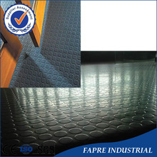 Round stud rubber/Round Dot rubber/Button Surface Pattern Rubber Floor Mats, Anti-slip Dot Mats Roll