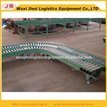 curved roller conveyor,taper roller conveyor