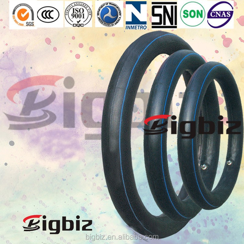 China best quality 4.10-18 3.50-18 motorcycle inner tube