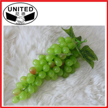 western decor Bunches Artificial Grapes Plastic Fake Fruit