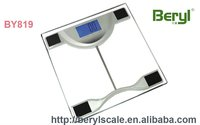 Blue back light--Glass Electronic Scale