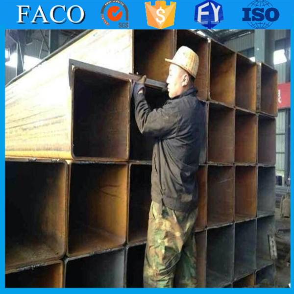 Tianjin square rectangular pipe ! carbon steel pipe grade 20 astm a500 pre insulated steel pipe