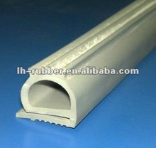 Silicone sealing strip,freezer door seal strip, strip seals