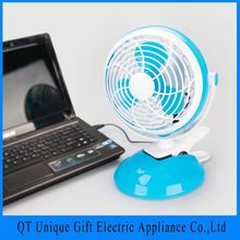 New Inventions In China Small Clip Table Fan Usb Mini Fan For Desk Top