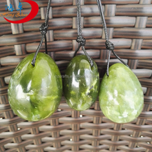 nephrite jade eggs Pelvic Floor Exerciser Yoni Eggs 3, Vaginal Exercise Nephrite Jade Eggs Kegel