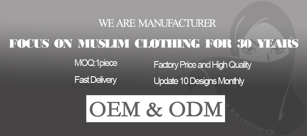 China High-neck Modest OEM & ODM Supply islamic man top Muslim Men Clothing grey Tunic Top Wear Islamic Thobe Daffah