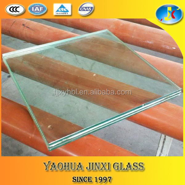 eva pvb interlayer laminated glass/UV protection