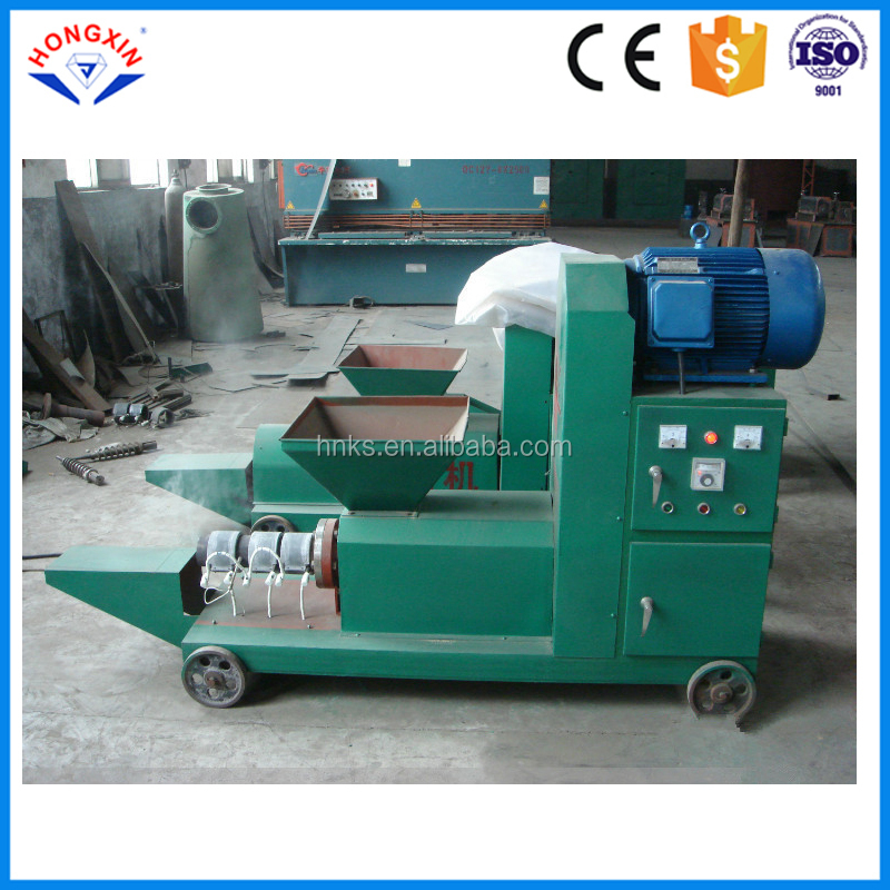 Hot sale quality industrial wood sawdust briquettes manufacturing machines