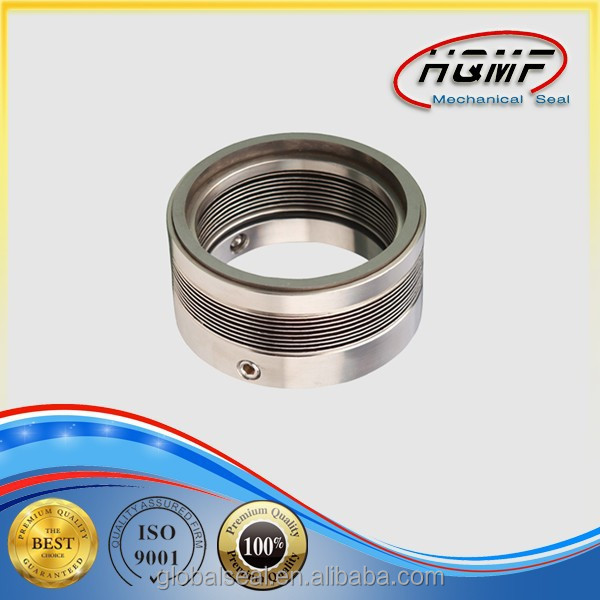 hot and cold water booster pump mechanical seal HQ68 metal bellows