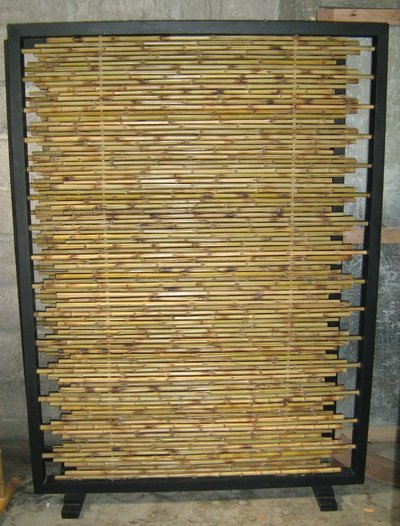 DIVIDER, PARTITION, SKETSEL, SCREEN, DIVIDER, PARTITION, INTERIOR DECORATION, BAMBOO CRAFT, BAMBOO FURNITURE, bamboo divider