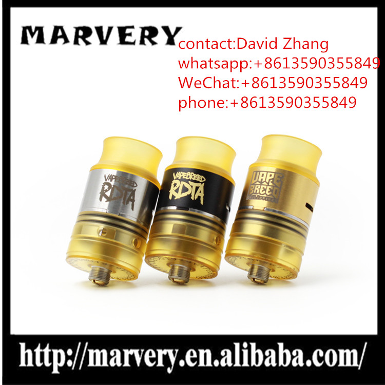 Hottest RDA Geekvape VB rdta , VB rda Glass Window Fast Shipping from Marvery