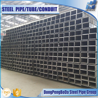 square and rectangular structural hollow section carbon steel tube