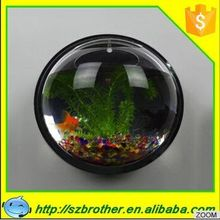 Factory price round acrylic fish tank