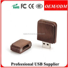 Free sample , Marketing Gift Wooden USB Flash Disk USB Flash Drive 1GB to 64GB MX2204