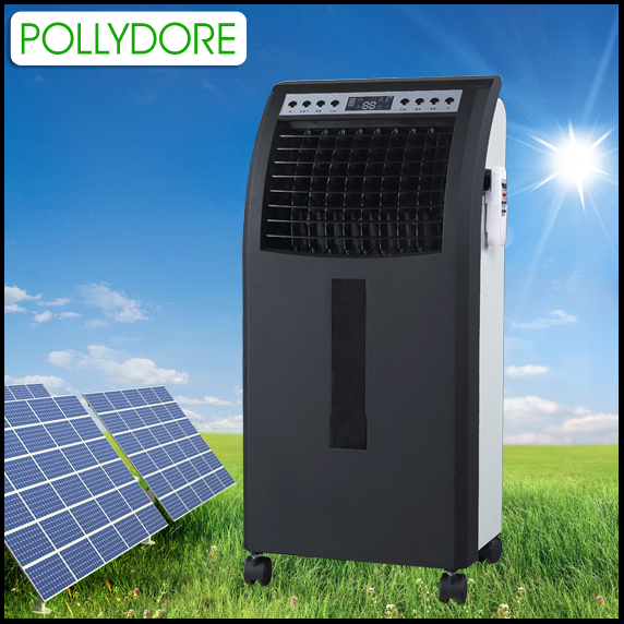 Solar Air Cooler 12v DC Air Cooler with Solar system PLD-9