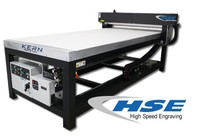 Kern Laser cutting machine HSE 25 - Egypt - Turkey - UAE
