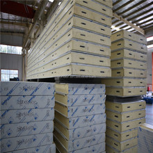 100mm Roof and Wall Polyurethane Panel Sandwich For Freezer Room