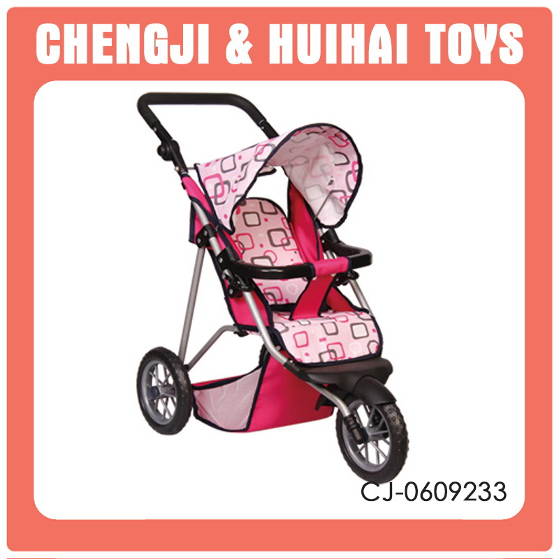 Garden cart plastic baby stroller tricycle dolls prams
