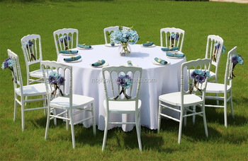 factory wholesale price wedding furniture chair plastic