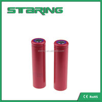 3.6v lithium ion battery sanyo UR18650ZY 2600mah 3.7V 18650 Lithium-ion Battery Cell