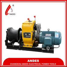 Andes electrical capstan engine winch 380v 50hz