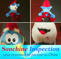 toy inspection in yangzhou quality control AQL standard