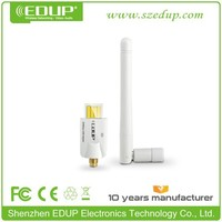 Hot modules EDUP Wireless USB LAN Adapter Wifi Dongle with External Antenna EP-MS15003