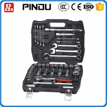 38pcs China household set of automobile repair hand tools