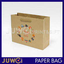 Kraft paper bag for Pets / Baby / Animals / Artist gift bags & Plastic bags