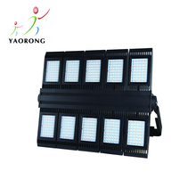 Outdoor Stadium Tennis Court ETL DLC IP65 50W 100 W 150W 200W 400W AC PIR Motion Sensor Large LED Flood Light Fixture