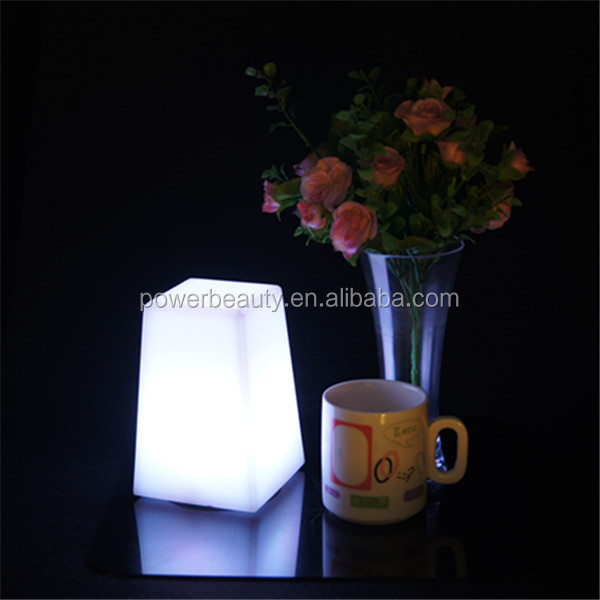 waterproof plastic remote controlled illuminated solar led lantern
