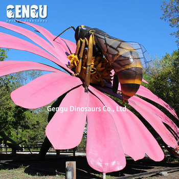 Playground Equipment Artificial 3D Simulation Insect Model