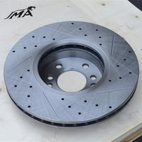 Chinese Brake Factory Direct Sale Brake Disc for Peugeot to Trading Company Auto Parts Warehouse with G3000 Standard TS16949 Cer