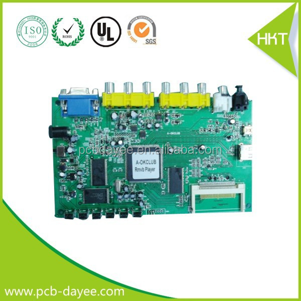 Professional PCB Fabrication + components sourcing +PCB assembly one stop service