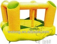 indoor inflatable bouncer, kids playground houses