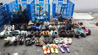 used shoes in kg