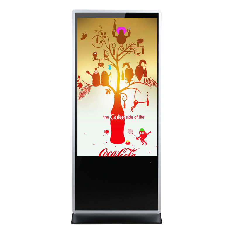 55 Inch Kiosk Lcd Touch Screen All in One