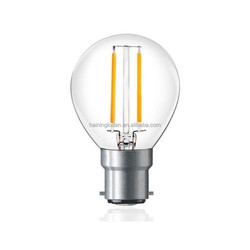 Filament LED Mini Globe Bulb G45 2W Clear