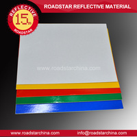 7 years engineering grade retro reflective film for cars and higway /urban signages