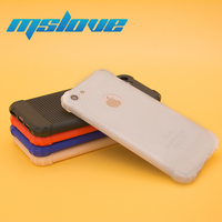 Best Selling Silicone Phone Cover TPU Bulk Cell Phone Case For iPhone7 8 Heat dissipation Phone case