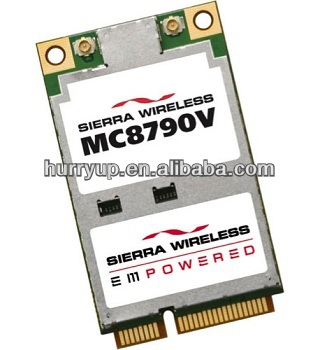 Sierra Wireless AirPrime MC8790 3G/3.5G Embedded Module 7.2Mbps