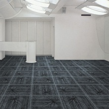 Carpet Tiles 50X50 Soundproof Commercial Printed Floor Carpet