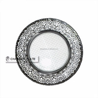 Wholesale New Design White Wedding Underplates
