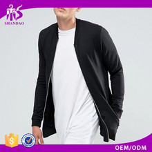 Shandao OEM Autumn Fashional Men Custom Long Sleeve With Two Pocket New Style Dance Jacket