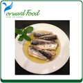 Net weight 125g canned sardines philippines with good price canned sardines