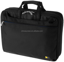 hot sale quality expandable laptop bag