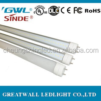 Milky /clear cover t8 led tube light 18-36w IP50 cool white